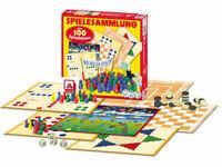 Spielesammlung 100 Spiele Spielmöglichkeiten Brettspiel Familienspiel Mühle Dame