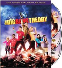 The Big Bang Theory: The Complete Fifth Season [New DVD] Ac-3/Dolby Digital, D