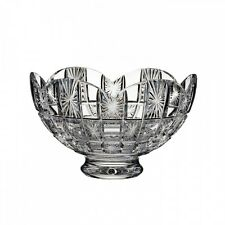 """Waterford The Four Seasons Winter Solstice 10"""" Bowl House of Waterford Crystal"""