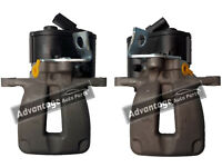 FITS VW PASSAT 2005-2011 REAR LEFT & RIGHT ELECTRIC BRAKE CALIPERS PAIR - NEW