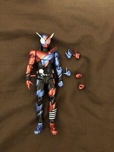 S.H. Figuarts Kamen Rider Build Rabbit Tank Form US SELLER