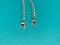 """🌸 Brighton ABC Silver 6"""" Necklace Extender NWOT 🌸"""