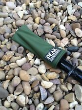 Peak angling products carp fishing elasticated Tip top butt rod protector green