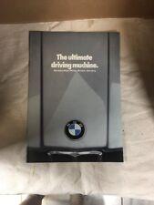 1979 BMW Sales Brochure Original