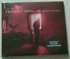 Les Beaux Degats Columbia Francis Cabrel CD