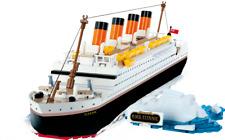 TITANIC R.M.S 101 th Titanic bricks compatible ship Lego set boat argosy