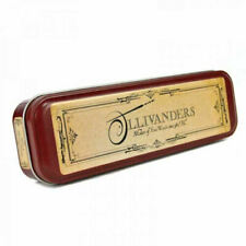 HARRY POTTER Ollivanders Wand Pencil Case/Tin/Box. Gift/Collectable. 20cm x 6cm.