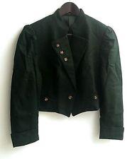 Damen Trachten Janker Jacke grün Gr. 38 v. Köhler Modell