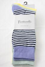 Pantherella ~ striped men's socks BNWT pack of 3 Medium ~ UK shoe 7.5/9.5
