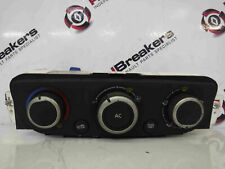 Renault Scenic MK3 2009-2016 Heater Controls Switches T1001786G