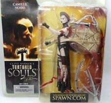 Clive Barkers Tortured Souls 2 The Fallen Camille Noire Action Figure New NIP