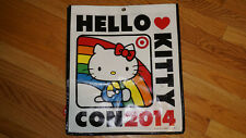 Hello Kitty Anniversary Collectible Bag 2014 Convention Con (back pack)
