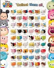 $3 each!! x 4 Genuine Series 1 TsumTsum Squishies - CHOOSE FROM LIST IN DESCRIPT