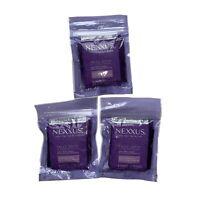 Nexxus Frizz Defy Anti Frizz Sheets Argan Oil Lot Of 3/ 8 Sheets Each/ 24 Total