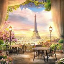 Paris Tower Vinyl Photo Backdrops Photography Background For Baby 8x8Ft