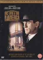 Once  Upon  A  Time  In  America   -  Robert  De  Niro   New  &  Sealed  R2  DVD