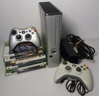 Limited Edition Halo Reach Xbox 360 250GB Console / 2 controllers / 6 Games