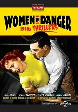Women in Danger 1950s Thrillers (4-Disc DVD) Woman in Hiding/Female on the Beach
