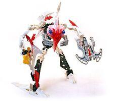 Lego 8921 Bionicle Mahri Nui Barraki Pridak robot complet + Notice de 2007 - NN5