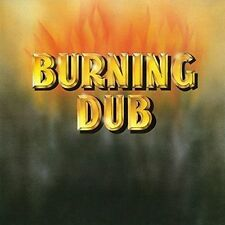 Revolutionaries - Burning Dub (2016)  CD  NEW/SEALED  SPEEDYPOST