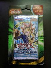 Yugioh Invasion of Chaos Blister Booster Packs +10 Cards BRAND NEW FREE SHIPPING