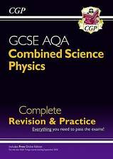 New Grade 9-1 GCSE Combined Science: Physics AQA Complete Revision & Practice wi