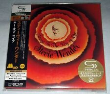 Stevie Wonder - Songs in the Key of Life (1976) JAPAN MINI LP 2 SHM-CD 2009 NEW