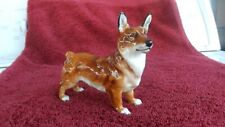 "Royal Doulton, Welsh Corgi Dog, 5"" Designed by Fredrick Davis"