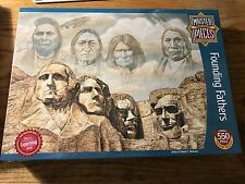 SunsOut Original Founding Fathers Jigsaw Puzzle 550 Pieces Very Cool Look
