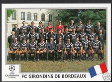 PANINI CALCIO ADESIVO-UEFA CHAMPIONS LEAGUE 1999-00 - N. 256-Bordeaux