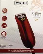 Wahl Professional Bullet Hair Trimmer cinco estrellas versión de maní * nuevo y en caja * * UK *
