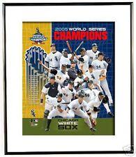 Chicago White Sox Team Composite 10x12 Framed Photo