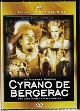 CYRANO DE BERGERAC de Michael Gordon (Clásicos de oro del cine V.O.S.)