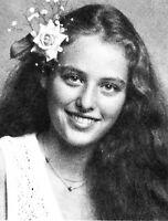 VIRGINIA MADSEN    High School Yearbook   SENIOR  Year
