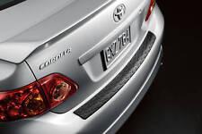 Toyota Corolla 2009 - 2011 Rear Bumper Protector Genuine OEM OE
