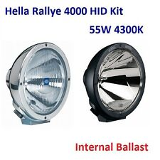 55W 12V 4300K HID Conversion Kit for Hella Rallye 4000 Internal Ballast
