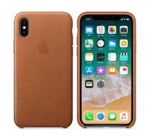 High Quality Leather Case For Apple iPhone X iphone 10 Genuine Leather Cover New