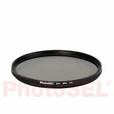 PhotoSEL CAFLC182 82mm Super Slim Multi-Coated MRC Screw-in Polarizer Filter CPL