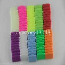 10 Kind Scent Gum Irritation Dental Orthodontics Ortho Wax For Braces 100 Packs