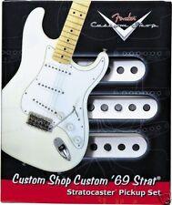 NEW - Fender Custom Shop 69 Strat Pickup Set of 3, 099-2114-000