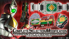 COMPLETE SELECTION MODIFICATION CSM Kamen Rider Garren Buckle Premium Bandai