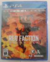 PS4 - RED FACTION GUERRILLA - REMARSTERED - THQNORDIC - PS4 - BRAND NEW