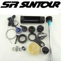 SR SUNTOUR XCM Front Fork Repair parts Accessories  Remote Lockout control lever