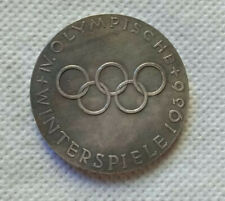 Allemagne Jeux Olympiques Berlin 1936 Médaille Olympic Games Hitler Award Medal