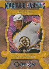 DAVID KREJCI 2007-08 O-pee-Chee Rookie Silver Boston Bruins