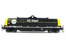 HO Scale Model Railroad Trains Layout Atlas US Steel Covered Coil Car 170543