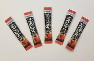 200 x Nescafe Original Sachets Instant Cup Coffee  Sticks Individual