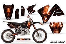 KTM 2001-2002 EXC 200/250/300/350/400/520 and MXC 200/300 GRAPHICS KIT SCOBNPR