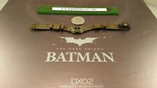 "Hot Toys DX02 Dark Knight Batman 1/6 scale 12"" action figure's utility belt only"