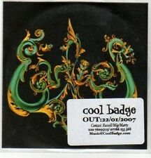 (AW956) The Earlies, Burn The Liars - DJ CD